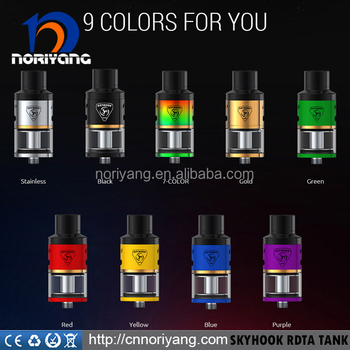 SMOK SKYHOOK RDTA Tank - 5ml, Stainless from top 5 smok agent