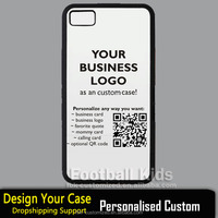 Custom mobile phone case cover for Blackberry z10 dropshipping phone cases