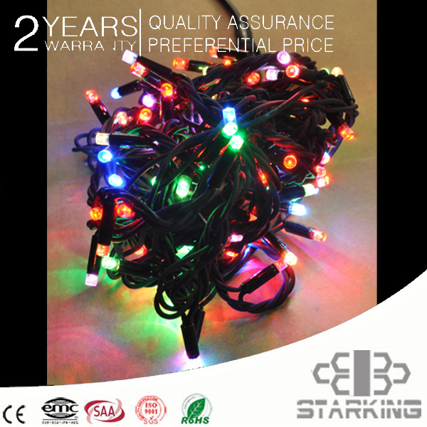 Mini Waterproof Color Changing Decorative LED String Light
