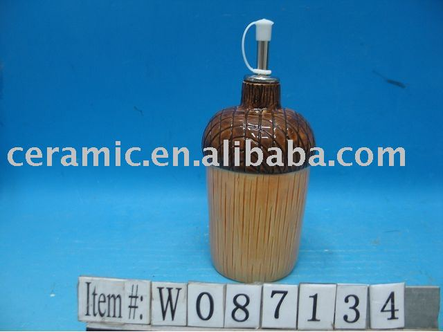 Popular Ceramic Vinegar Cruet