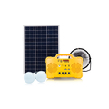 Germany technology 10w 15w 20w home solar system with FM MP3 T USB function for sale