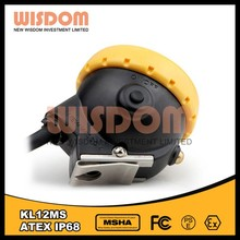 Wisdom KL12MS Low color temperature,Pure white mining light charger