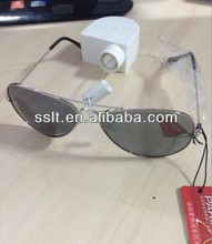 sslt hot sale high quality and anti-theft retractable display pull box/recoiler for glasses,jewelry