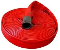 good quality used duraline fire hose with coupling