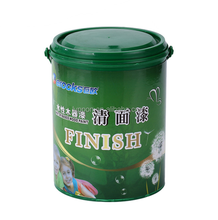 Imported material Berocks White 3L Sealing primer for Wood paint