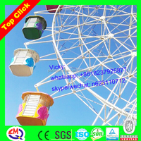 25/30/42/52m kids playground equipment with air condition
