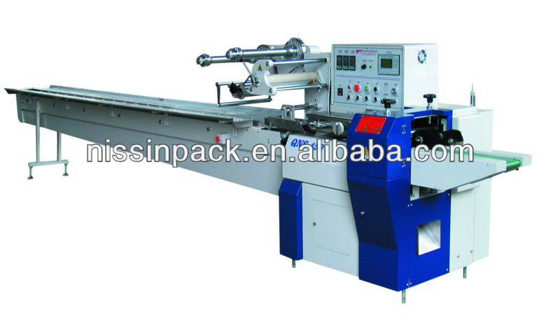 Automatic food packaging machinery
