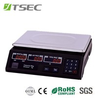 market acs electronic digital price computing weighing price scale