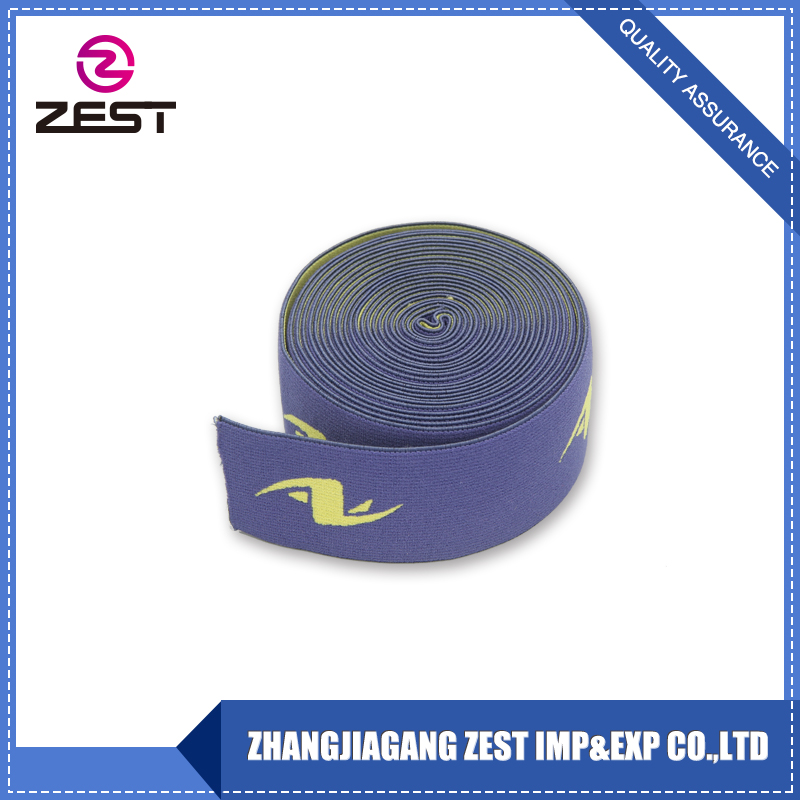 Woven Elastic Band For Underwear Elastic Satin Ribbon