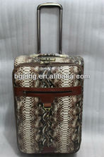 2013welcomed in market animal print luggage
