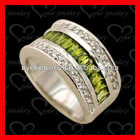 quality products 925 sun silver ring accept custom design