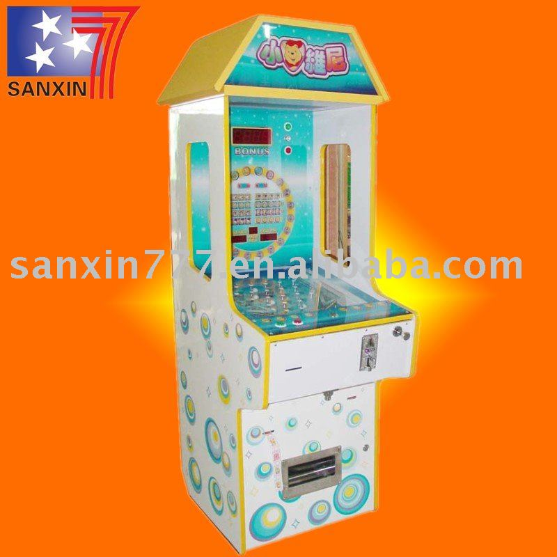 treasure skill pinball game machine