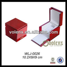 Small Size Luxury Wooden Shenzhen Jewelry Box Vietnam(BV & SGS )