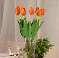 Artifiical tulip flower for wedding decoration