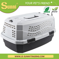 Customized high quality pet carrier dog kennel cage
