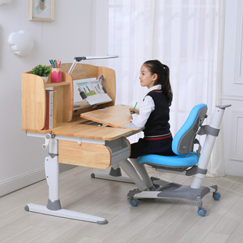 Study Desk Chair Ergonomic And Height Adjustable For Kids