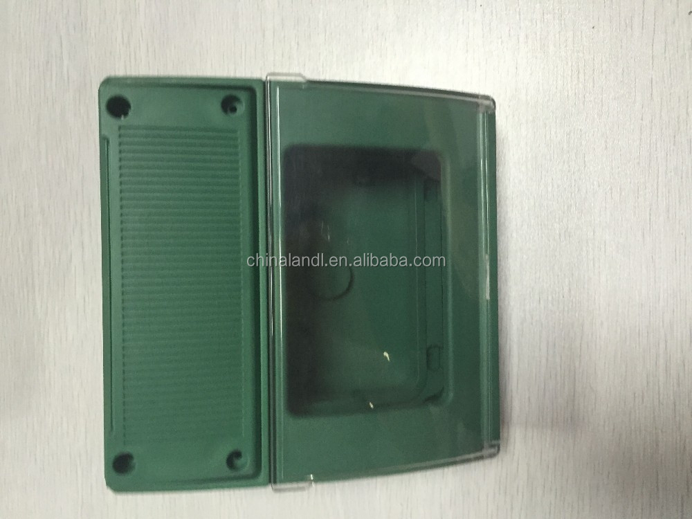 Custom-Made Injection Type Nylon 66 Light Plastic Parts With Assembly And Fast Prototyping Service