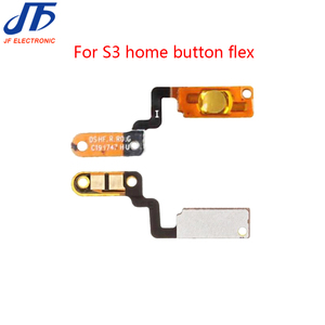 jfphoneparts Home Button Taste Key Flex cabel Cable For Galaxy S3 Mobile Phone Home Button Flex Cable Ribbon