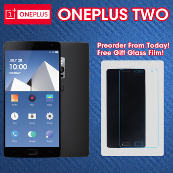 Original One plus Two Oneplus 2 4G FDD LTE Mobile Phone Snapdragon 810 Octa Core 5.5'' 4GB RAM 13.0 MP Camera Fingerprint ID