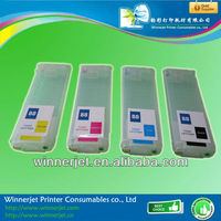 remanufactured refill ink cartridge for HP designjet 130 120