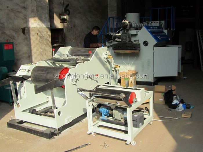 two layer LLDPE cling film making machine