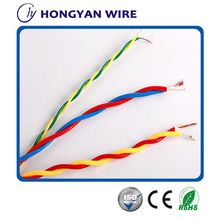 H07V-K/H05K-U 1.5mm 2.5mm 4mm 6mm 10mm flexible wire twisted house wiring electrical cable