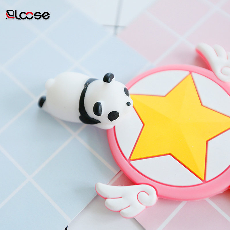 2018 new arrivals kawaii squishy squeeze toy mini squishy animal toy in best selling