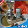 China professional almond milk / paste making machine / colloid mill with CE certificate