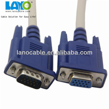 Dongguan Manufacturer 10 Meters Male to Female VGA Cable
