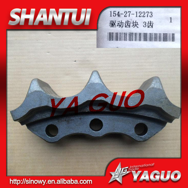 SHANTUI BULL DOZER SD22 PARTS Sprocket 3Teeth 154-27-12273