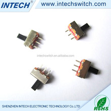 50000cycles micro slide switch ,toggle switch