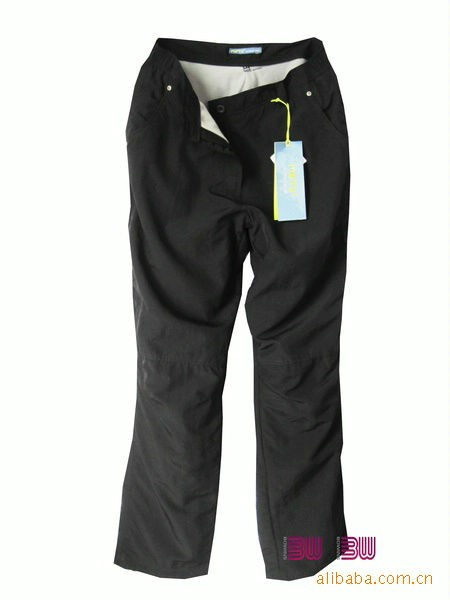 Men's professional teflon finish hiking trousers