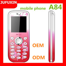 A84 1.44inch GSM 900/1800/Dual sim card dual standby/FM/GPRS /Bluetooth/ multi language/TF card very small mobile phone