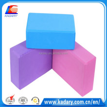 Colorful EVA yoga brick Yoga Block and Bricks