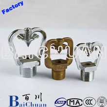 Without Glass Bulb Fire Sprinkler System Head, Water Curtain Nozzle Fire Nozzle