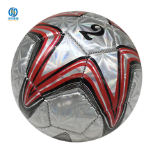 leather cheap laser pvc soccer ball machine making soccer football