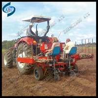 Hot sell manioc planter, tapioca planting machine,cassava planter