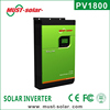 <Must Solar> Pure sine wave power 5kva solar power inverter with charger for solar panel system