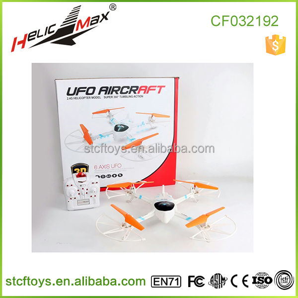 New design!4CH 2.4GHz 6 Axis Gyro RC Quadcopter with light RC Toys VS SymaX5C Explorers Jin LongYu AK6805-066