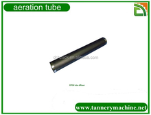 aeration tube diffuser for wastewater treatment