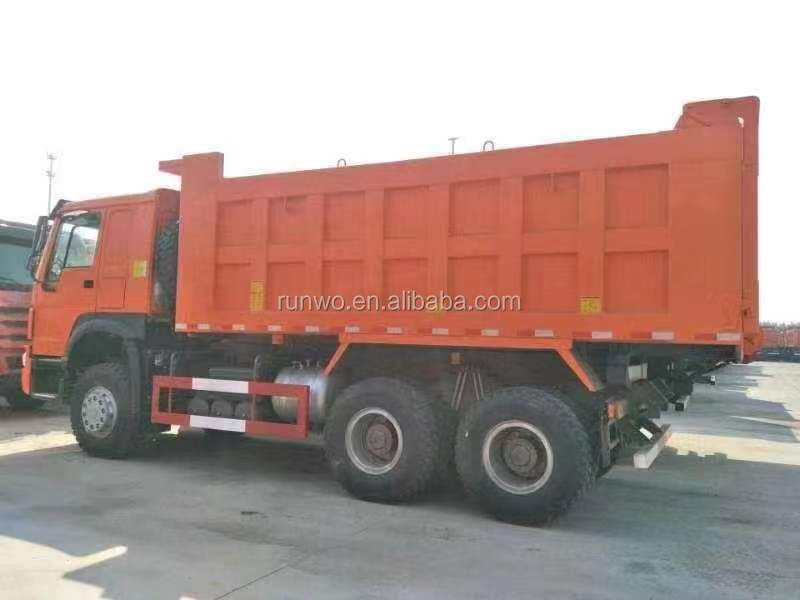 Sinotruk  Used And New HOWO 6x4 10 Wheel Tipper Truck Mining Dump Truck For Sale