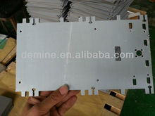 Max 0.01mm tolerance precision custom made CNC processing polycarbonate part /Factory price