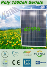 poly 215w 240w 12v solar panel for home solar energy system