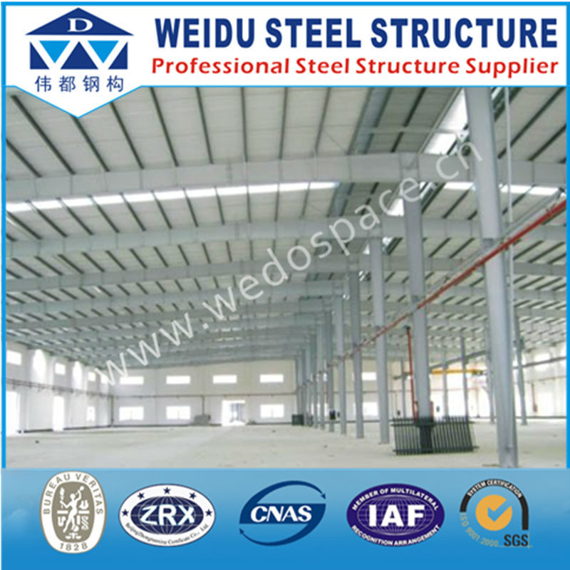 Modular design Steel Structure Workshop