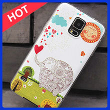 New arrival fashion designer mobile cell phone case for galaxy s5