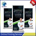 advertising cheap pull up banner for printing