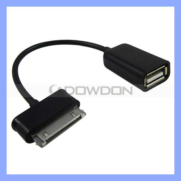 20cm OTG Cable for Samsung Galaxy Tab OTG Cable Connection Kit Adapter