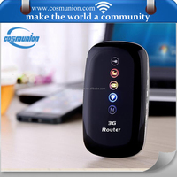 Mini wireless router 3g wifi modem router portable router with sim card slot