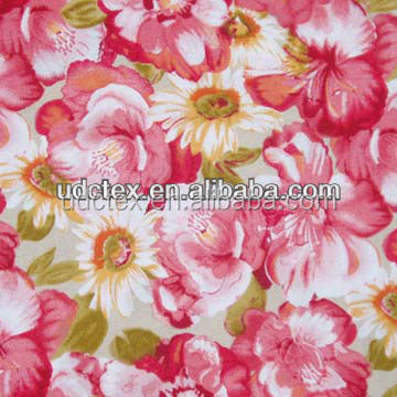 polyester cotton blend sheets/35% cotton 65% polyester poplin fabric