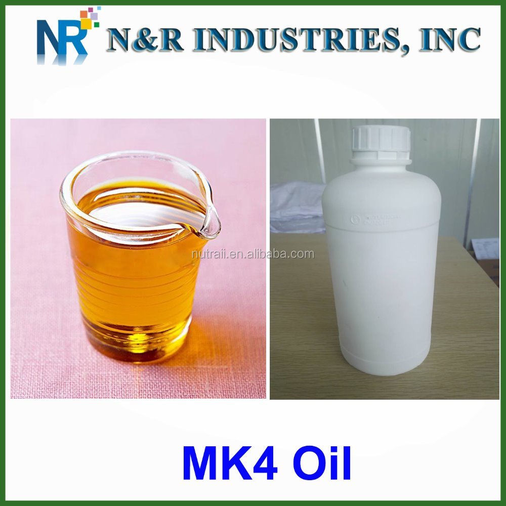 Buy top quality Vitamin K2 MK4 OIL 80% 1.3%